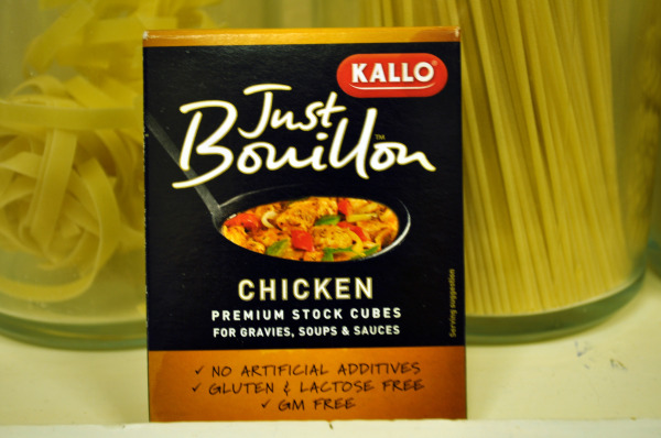 Bouillon chicken stock