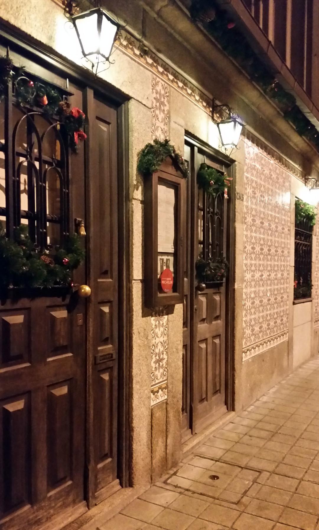 O Paparico front door