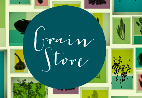 Grain Store logo