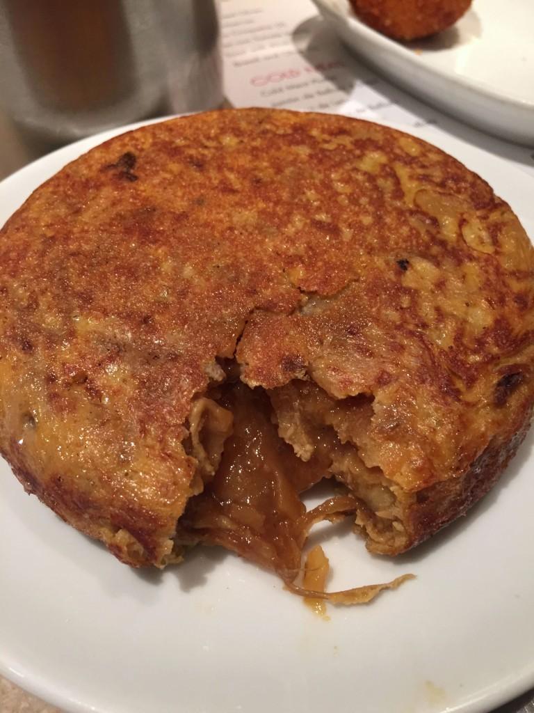 Barrafina classic tortilla