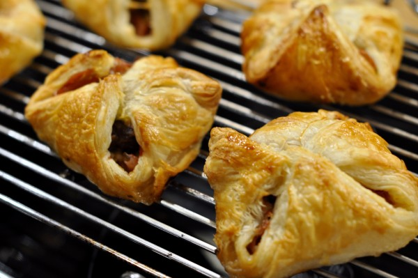Wellington parcels hot