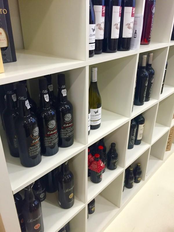 Wine at Saboriccia