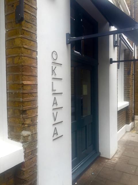 Oklava entrance